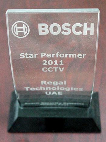 bosch awards, regaltech