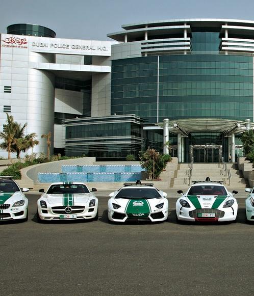 CCTV System, Dubai Police Hq