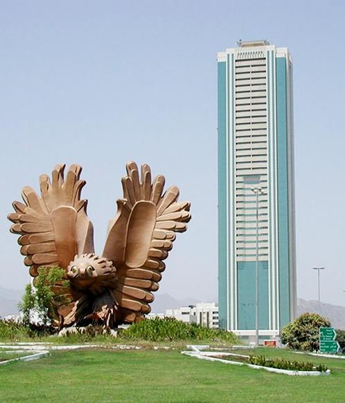 VMS & LPR System, Fujairah Emirate