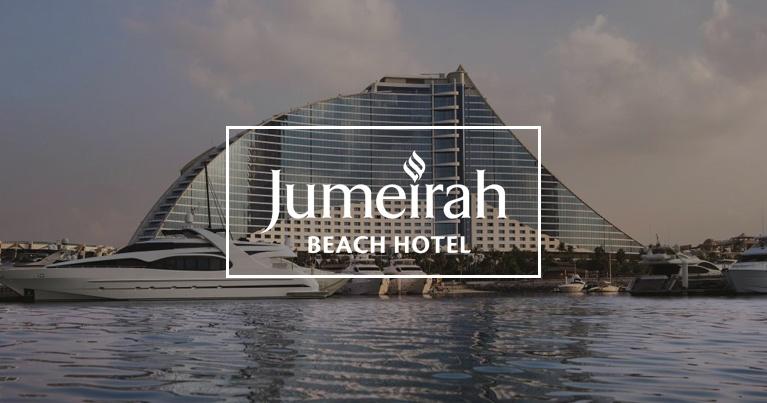 digital signage dubai, Jumeirah Beach Hotel