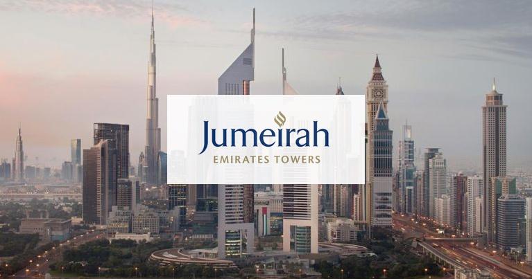 access control system dubai, Jumeirah Emirates Towers
