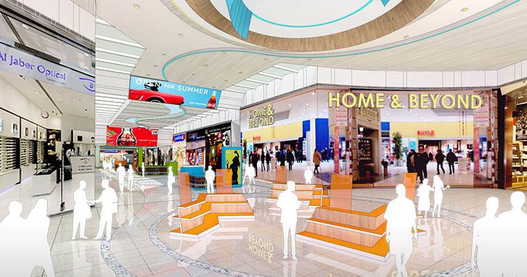 IPTV installation, Manar Mall