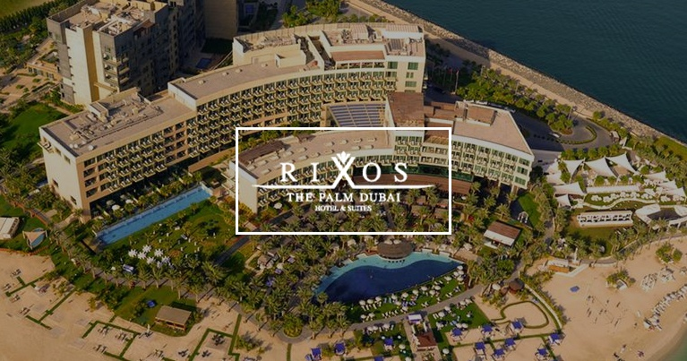 managed services, Rixos Palm Dubai